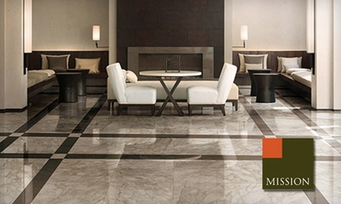 Mission Stone & Tile - Nashville: $25 for $100 Worth of Tiling Products from Mission Stone & Tile
