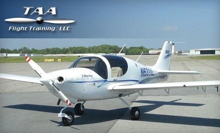 TAA Flight Training - TAA Flight Training in Greensboro