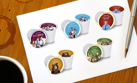 Workaholics Single-Serve Coffee Pod Sampler (60ct.)
