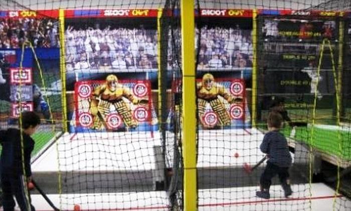 Kidsportsplex - Oakville: Two or Four Three-Hour Play Sessions at Kidsportsplex in Oakville