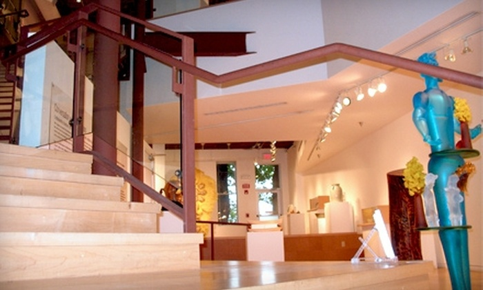 Kentucky Museum of Art and Craft - Central Business District: $39 for a Family Membership to the Kentucky Museum of Art and Craft ($80 Value)