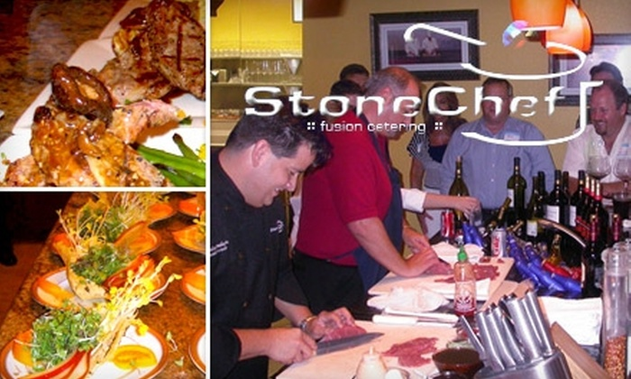 StoneChef Caterers - Historic Ybor: $35 for a Four-Part Cooking Class at StoneChef Caterers