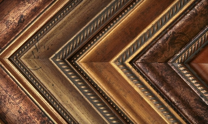 Gateway and Company - East Avenue: $75 for $150 Worth of Custom Framing at Gateway and Company