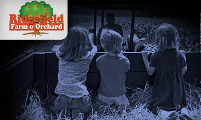 Ridgefield Farm - Washington DC: $5 Admission to the House of Panic and Haunted Hayride at Ridgefield Farm in Harper's Ferry ($10 Value)