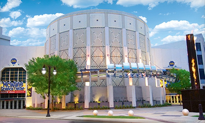 McWane Science Center - Northside: Admission for Two or Four to McWane Science Center (Up to Half Off)