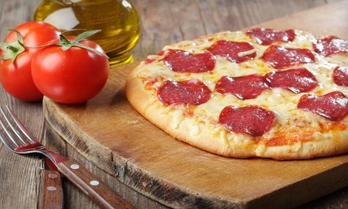 Roundhead's Pizza Pub - Multiple Locations: $10 for $20 Worth of Pub Fare and Drinks at Roundhead's Pizza Pub. Two Locations Available.
