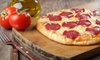 Roundhead's Pizza Pub (Lombard) - Multiple Locations: $10 for $20 Worth of Pub Fare and Drinks at Roundhead's Pizza Pub. Two Locations Available.