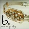 Half Off at b. Fine Art Jewelry