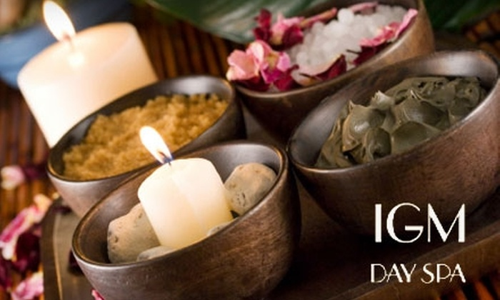 IGM Day Spa - Altos Del Mar South: $40 for a Luxurious Body Treatment at IGM Day Spa in Miami Beach (Up to $85 Value). Choose from Four Options.