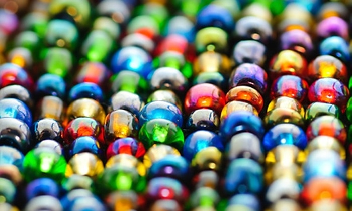 Ambrosia Bead Shop - Baltimore: $30 for a Basic Bead-Stringing Class at Ambrosia Bead Shop in Columbia ($60 Value)