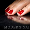 51% Off Manicure at Modern Nails & Spa