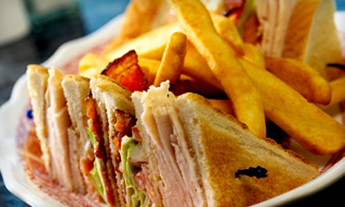 Malones Grill & Pub - St Louis: $9 for $18 Worth of American Fare and Drinks at Malones Grill & Pub