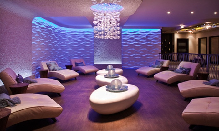 Seven Seas Spa & Salon - Miami Beach: $99 for a Spa Day with Massage, Facial, Lunch, and Access to Tiki Hut at Seven Seas Spa & Salon (Up to $300 Value)
