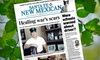 """Santa Fe New Mexican"" - Uptown: $23 for a 13-Week Subscription to ""Santa Fe New Mexican"" ($45.25 Value)"