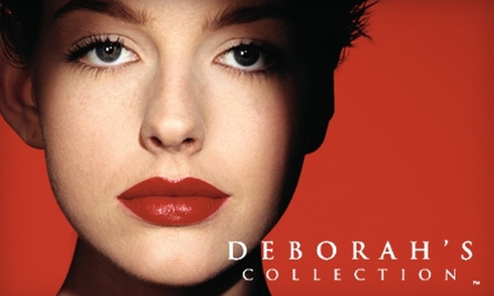 Deborah's Collection - South Treadaway Area: $25 for $50 Worth of Skin and Beauty Products at Deborah's Collection