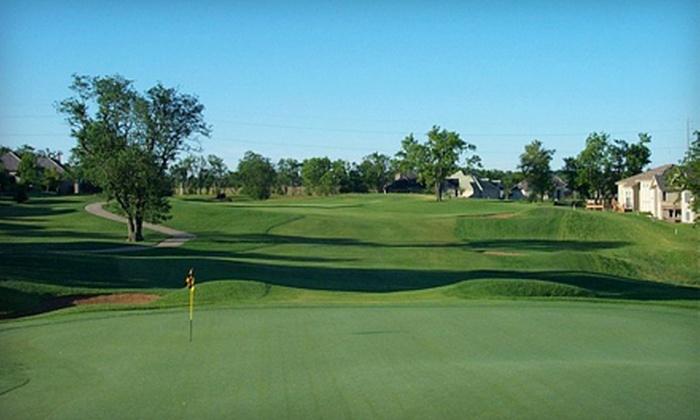 Falcon Ridge - Falcon Ridge: $69 for a Golf Outing for Two at Falcon Ridge in Lenexa ($143 Value)