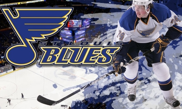 St. Louis Blues - Downtown St. Louis: 51% Off Tickets to St. Louis Blues vs. Colorado Avalanche on Tuesday, March 16, at 7 p.m. Buy Here for One $18 Mezzanine Ticket ($37.50 Value). See Below for Lower-Level Tickets.