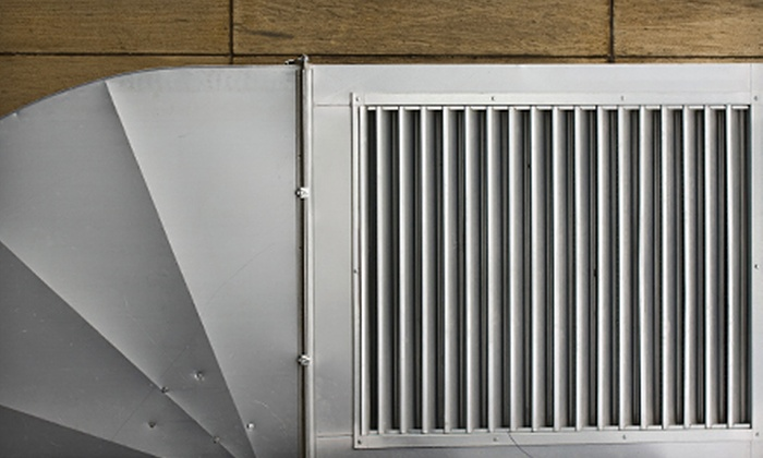 Select Cleaning & Restoration, Inc. - 2, Poplar Tent: $59 for an Air-Duct Cleaning from Select Cleaning & Restoration, Inc. (Up to $180 Value)