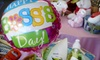 Balloons By The Bunch - Lubbock: $9 for $18 Worth of Balloon Bouquets, Candy, and Gifts at Balloons by the Bunch