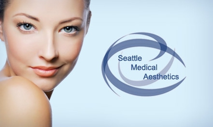 Seattle Medical Aesthetics - Lower Queen Anne: $79 for Microdermabrasion and Your Choice of Glycolic or Salicylic Chemical Peel at Seattle Medical Aesthetics ($199 Value)
