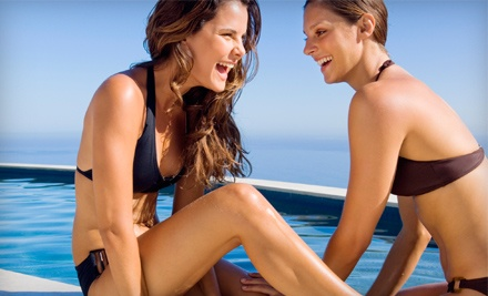 Sinful Tans New Age Spa: Airbrush Tanning Session - Sinful Tans New Age Spa in Englishtown