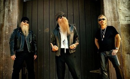 Ticketmaster: ZZ Topo at Mt. Laurel Pocono Mountains Performing Arts Center on Sat., Aug. 20 at 8:00PM: Lawn Seating - ZZ Top in Tamiment