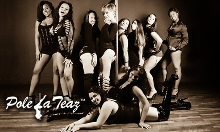 Pole La Teaz - Multiple Locations: $30 for Any Two Workshop Classes at PoleLaTeaz