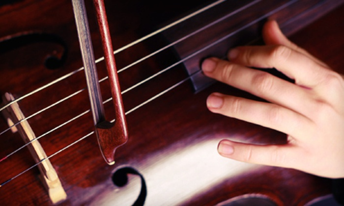 Musical Innovations - Greenville: One or Two Months of Music Lessons with Instrument Rental at Musical Innovations (Up to 80% Off)