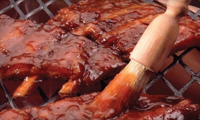 The Brick Pit - Country Club: $6 for $12 Worth of Barbecue Fare at The Brick Pit