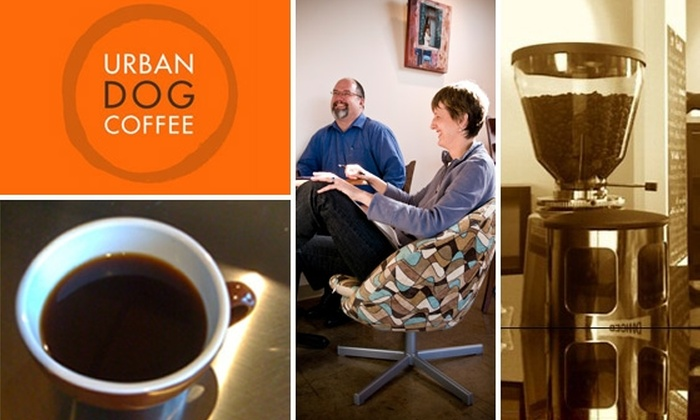 Urban Dog Coffee - Oak Lawn: $5 for $15 Worth of Coffee and Pastries at Urban Dog