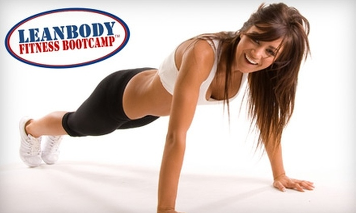 Lean Body Fitness Boot Camp - Multiple Locations: $20 for One Month of Unlimited Fitness Boot-Camp Sessions at Lean Body Fitness Boot Camp