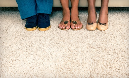 Carpet Cleaning in Two Rooms, Up to 150 Square Feet Each (a $99 value) - Supraclean in