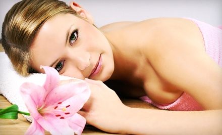 60-Minute Massage and Facial with Champagne and Chocolates for 1 (a $215 value) - Renaissance Spa in Bloomfield Hills