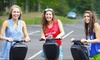 Pocono Segway Tours - Lake Harmony: $21 for a 75-Minute Segway Tour of Split Rock Resort from Pocono Segway Tours ($45 Value)