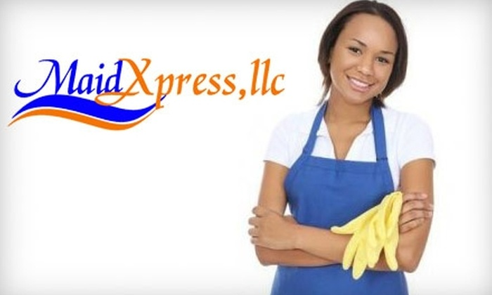 Maid Xpress - Treme - Lafitte: $60 for Four Hours of House-Cleaning Services from Maid Xpress