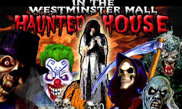 Extreme Mini Golf - South Westminster: $13 for Admission for Two at Twisted Fairytales 3D Haunted House Plus Two Rounds of Golf at Extreme Mini Golf ($40 Value)