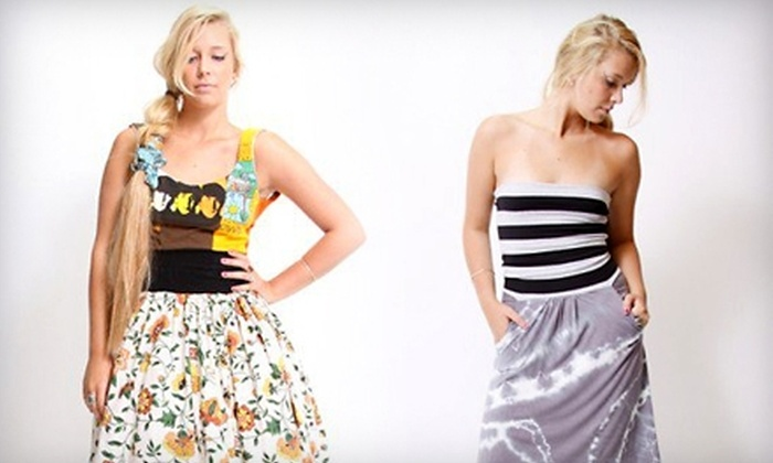 Black & Bold - Westmount: $32 for $80 Worth of Designer Clothing and Accessories at Black & Bold