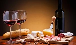 Hosteria Via Trentola: Degustazione di formaggio Conciato Romano con calici di vino e salumi km 0 (sconto fino a 78%)