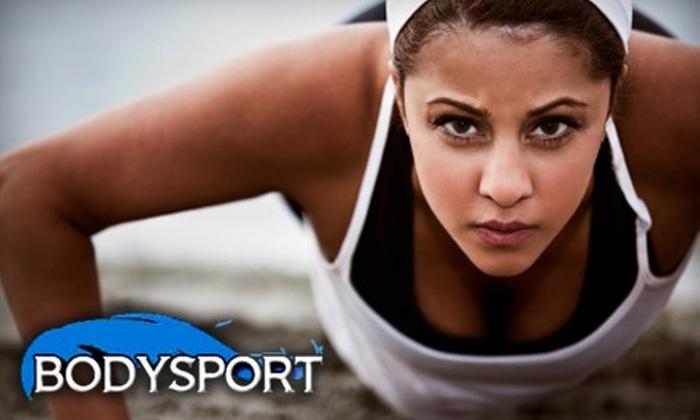 Bodysport Fitness Center - Summerlin: $25 for 20 Boot Camp Classes at Bodysport Fitness Center ($400 Value)