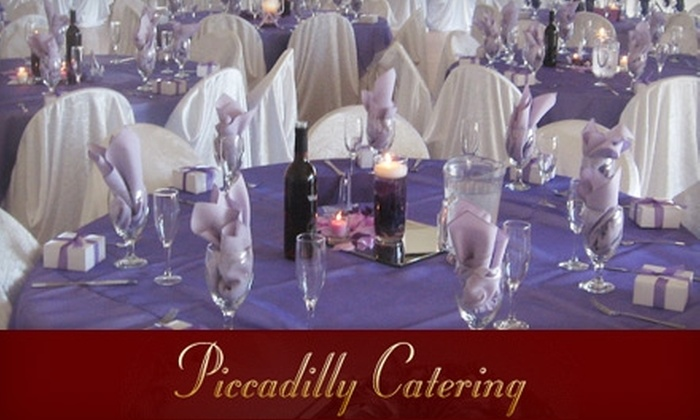 Piccadilly Catering and Restaurant - Foster City: $25 for Cajun Brunch for Two at Piccadilly Catering and Restaurant in Foster City ($50 Value)