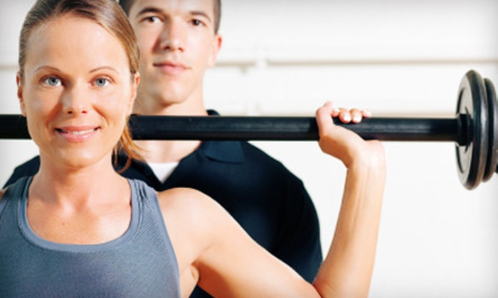 Redefined Fitness & Physical Therapy - West Loop: Three Semi-Private or Two Private Personal Training Sessions at Redefined Fitness & Physical Therapy