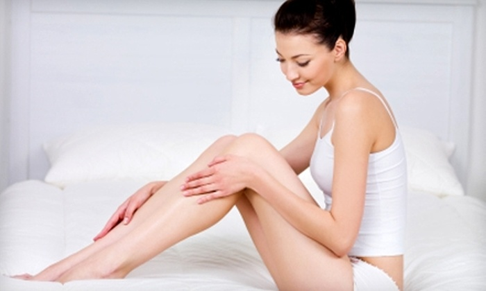 Fortson Dermatology & Skin Care Center - University Area: $149 for Three Laser Hair-Reduction Treatments at Fortson Dermatology & Skin Care Center (Up to $450 Value)