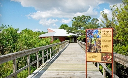 Adkins Arboretum - Adkins Arboretum in Ridgely