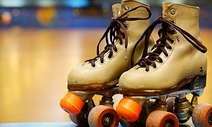 Skateland Roller Skating Center - Central Indianapolis: $12 for Two Admission Tickets, Two Skate Rentals, and Two Large Sodas at Skateland Roller Skating Center (Up to $28 Value)