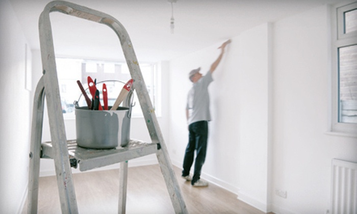 Bodzek Custom Painting - Evansville: Interior Painting for Two Rooms or an Exterior-Painting-and-Pressure-Wash Package from Bodzek Custom Painting (72% Off)