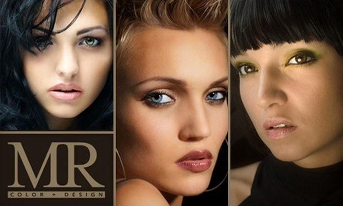 Matthew Robert Color + Design - Saint Louis: $59 for a Mini-Makeover Package at Matthew Robert Color + Design in Des Peres (Up to $183 Value)