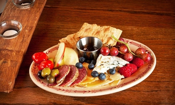 Tandem Wine and Cheese Bar - Downtown - Riverfront - 190th: $15 for $30 Worth of Contemporary American Fare and Drinks at Tandem Wine and Cheese Bar in Bothell