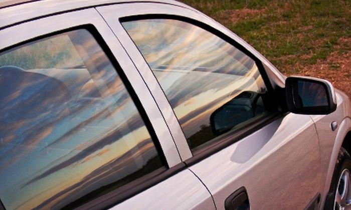 Far Beyond Tint & Alarm - Gardendale: Window Tinting for a Car, Truck, or SUV, or $50 for $100 Toward Alarm Installation at Far Beyond Tint & Alarm