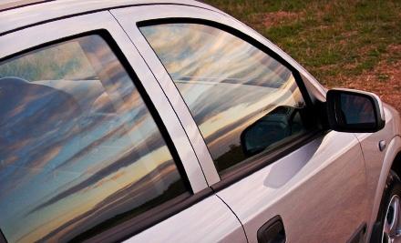 Full Window Tinting for a Four-Door Car (a $349 value) - Far Beyond Tint & Alarm in Corpus Christi