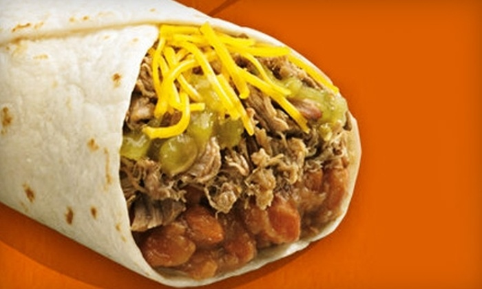Del Taco - Westgate: $5 for $10 Worth of Mexican and American Fare at Del Taco